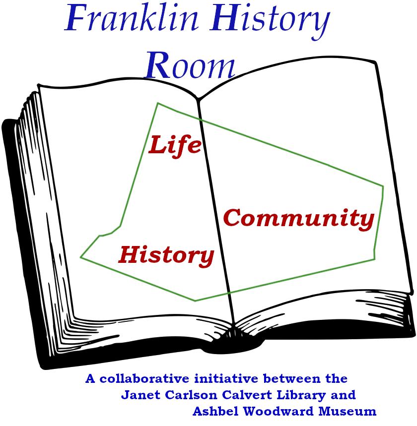 Franklin History Room logo